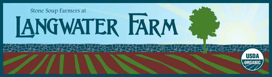Langwater Farm We Dig Organic Vegetables