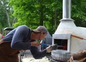 gennaro pizza oven