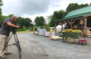 carl shooting farmstand