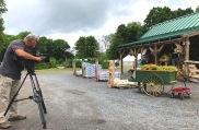 carl shooting farmstand