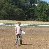 ilan plotting the corn maze