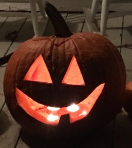 kate's happy jack o lantern
