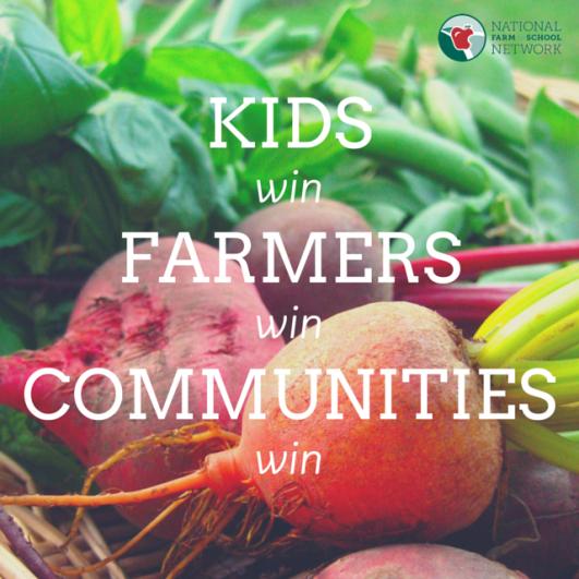 kids win farmers win communities win pic