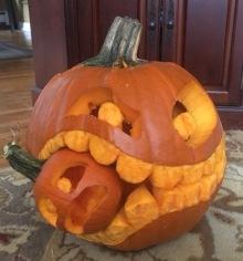 michelle manning pumpkin eater