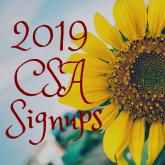 2019 csa signups graphic