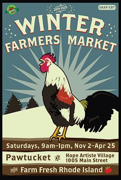 19-20 pawtucket wintertime market poster
